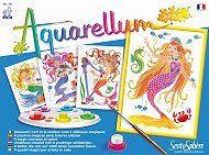 Aquarellum junior - syreny - sentosphere