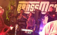 BrassMonkeys at The Red Shoot Inn Linwood Ringwood New Forest