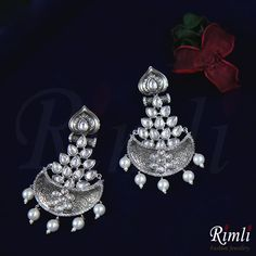 Indian Jewelry, Silver Jewelry, Oxidised Jewellery, Ladies Boutique, Chennai, Everyday Outfits, Towers, Sustainable Fashion, Indian Fashion