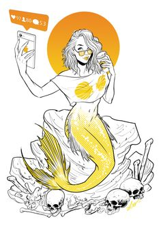 #Mermay8….Mermaids of the 21st Century has another method to kill ;) the last of the night…(-.-)zzZZ