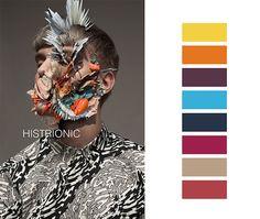 Los colores que se llevarán el OI por The Color Community Mood Colors, Colours, Color Card, Trees To Plant, Color Trends, Pantone, Image, Ss 17, Color Palettes
