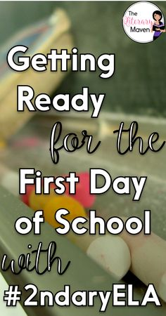 First impressions matter. Maybe that's why teachers obsess over the first day of school so much. We're all hoping that a good first day will lead to a great year. As you prepare to go back to school, check out 10 of our past #2ndaryELA chats for ideas and advice on how to make your school year great. First Day Of School Activities, Back To School Night, Secondary Teacher, Middle School English, English Classroom, Beginning Of School, High School Students, School Classroom, Advice
