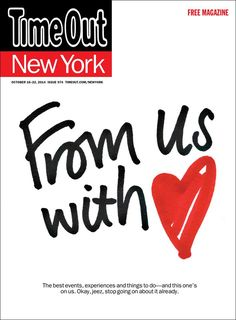 974 - 16-22 Oct - From us with love (free magazine)