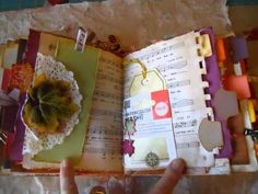 Autumn's Song Junk Journal