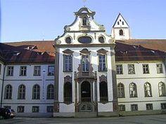 St. Mang's Abbey, Füssen Germany
