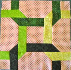 NYC Metro MOD Quilters: A Bee Block for Kim