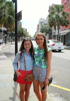 Charmed in Charleston