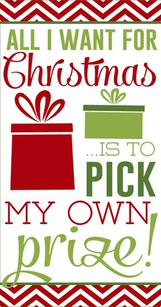 I so want to WIN this!  It would make Christmas shopping so much easier!!