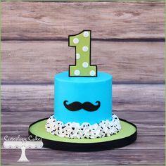 Little man cake Pinteres