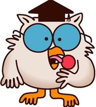 Mr Owl: How many licks does it take to get to the Tootsie Roll center of a Tootsie Pop?....I say...to many...crunch!