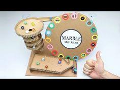 Wow! Amazing DIY Marble Run Automatic Machine from Cardboard - YouTube