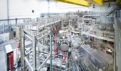 Hi-Tech-Bauteile für die Kernfusion Bosch Rexroth, Electric Vehicle, Research