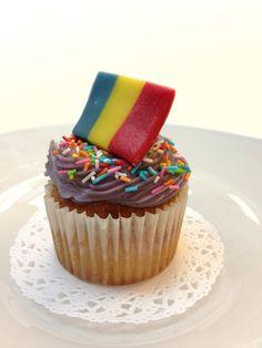 Cupcakes Constitución Andorrana 2013