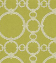 Upholstery Fabric-Waverly Connected/Citrine