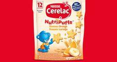 CERELAC lança snack de cereais para bebés