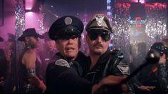Police academy - Blue Oyster bar scenes