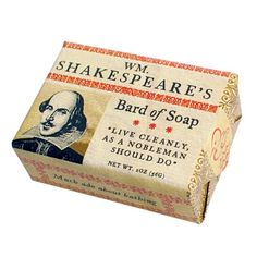 Image result for bookish soap