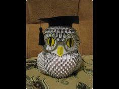 """Origami pöllö """"Owl"""""""