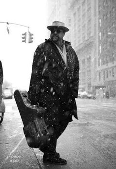 Joe Lovano by Jimmy Katz