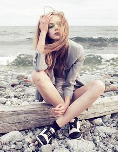 Don't tell us where are you from ---- Frida Gustavsson
