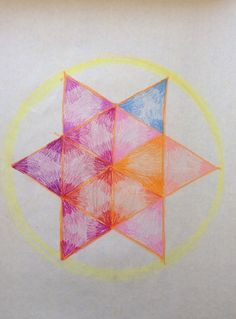 Grade 5 Freehand Geometry - The Chiron Center
