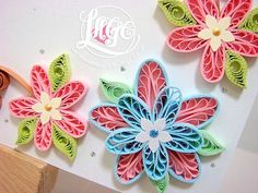 Quilling+++wedding+guestbook+decoration+(1).JPG (640×480)