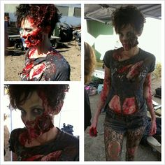 Special effects make up- The Look by Beth King