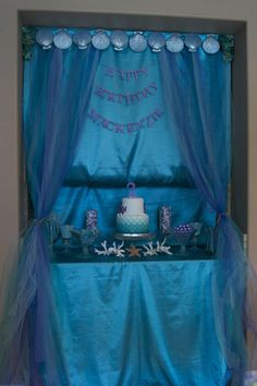 under the sea theme party - lovmely