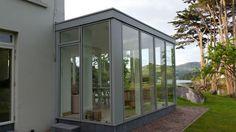TEROCO Aluwood V200 Sunroom - Windows Dublin