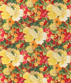 Waverly Blossom Boutique Poppy