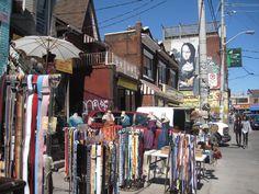 Kensington Market, Toronto.