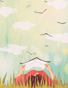 Illustration for L'Actualité Magazine