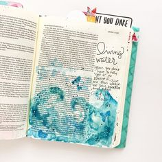 Bible Journaling by Scripture Art, Bible Art, Bibel Journal, Bible Doodling, Doodles, Bible Study Journal, Bible Prayers, Illustrated Faith, My Bible