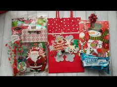 X-Mas 2017 Series: #3 Loaded Lunch Bags Start 2 Finish - YouTube