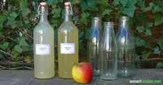The miracle cure for your skin: Naturally cloudy organic apple cider vinegar - Naturally cloudy organic apple cider vinegar (skin cleaning, bath additives, sweaty feet, athlete& - Homemade Beauty, Diy Beauty, Beauty Hacks, Belleza Diy, Tips Belleza, Apple Cider Vinegar For Skin, Beauty Recipe, Natural Cosmetics, Skin Problems