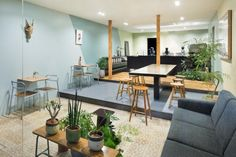 Torafu Architects diseñan Snow Picnic, una heladería laboratorio en Tokio