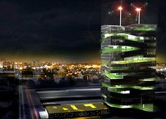 New York - Farming in the Sky: http://www.greenerideal.com/building/0515-5-super-eco-rooftops-in-the-usa/