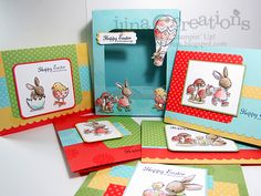 Everybunny by ilinacrouse - Cards and Paper Crafts at Splitcoaststampers