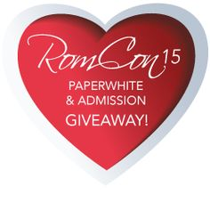 #WIN Kindle Paperwhite & Saturday Admission to #RomCon2015 Reader Weekend in Denver, Colorado!! Enter today!!