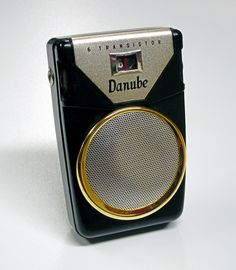 Transistor radios from the 60s