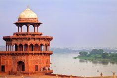 #Viajar a #India es recorrer sus caminos y disfrutar el paisaje. #Viajes #turismo #travel #trip