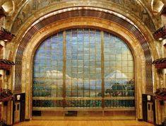 Palacio de Bellas Artes sala Principal en Cd. de Mexico
