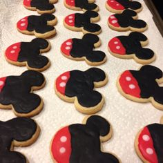 Sugar cookies for my son's 2nd birthday