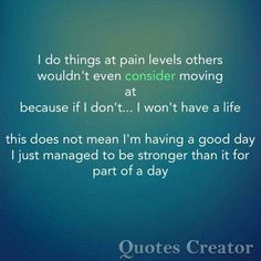 Wow how true!! Migraine