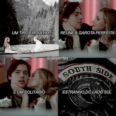 Betty e Juggy Riverdale Netflix, Riverdale Funny, Bughead Riverdale, Riverdale Memes, Betty And Jughead, Cole Sprouse, Motivational Phrases, Series Movies, Greys Anatomy