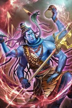 Maha Shivratri - A Night of Bliss of Lord Shiva Suppresses Enmity, Anguish; Bless Immortality, Success, Joy and Prosperity in Life Shiva Tandav, Rudra Shiva, Shiva Statue, Lord Shiva Hd Wallpaper, Angry Lord Shiva, Aghori Shiva, Shiva Photos, Lord Shiva Hd Images, Shiva Shankar