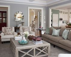 Family Room - New Canaan, CT - transitional - family room - new york - Charette Interior Design, Ltd.