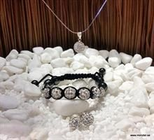 Shamballa set. Billiga smycken online - Fri Frakt