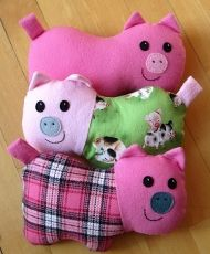 Patterns tagged with 'three little pigs'