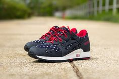 """The BAIT x ASICS Gel Lyte III """"Nippon Blues"""" will indeed be making its way to additional retailers. The project helps plant the classic Asics Gel Lyte III silhouette back in the context of the brand's Japan roots with its … Continue reading →"""